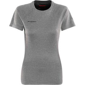 Mammut Trovat Pro T-Shirt Femme, graphite melange